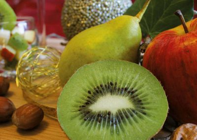 Fruits et jus de fruits