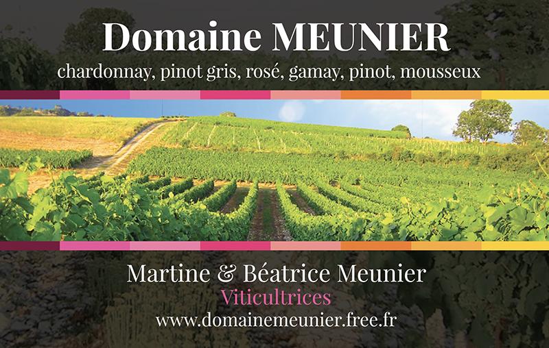 Présence Samedi 16 mars du Domaine Meunier